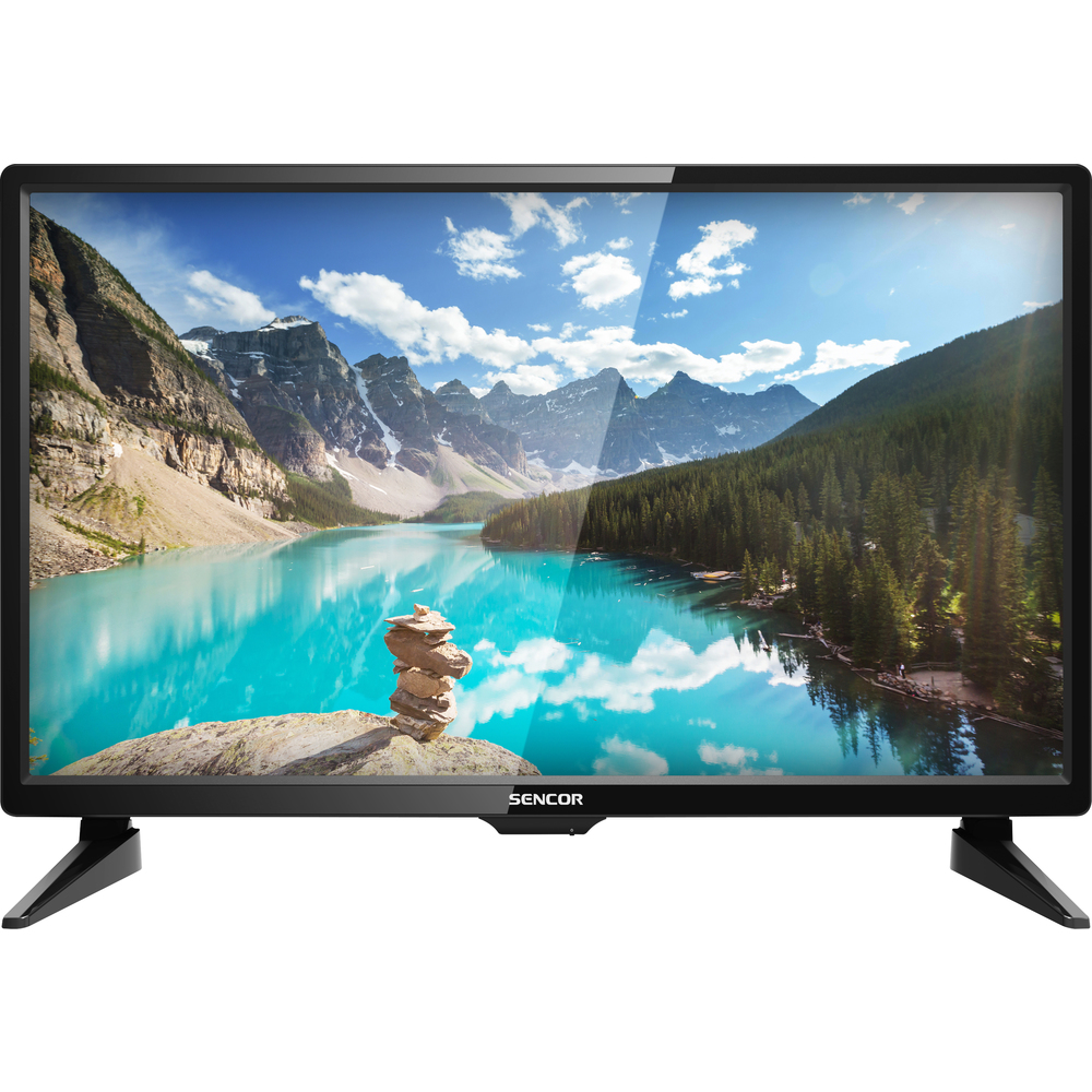 LED TV SENCOR SLE 1962TCS H.265 (HEVC)