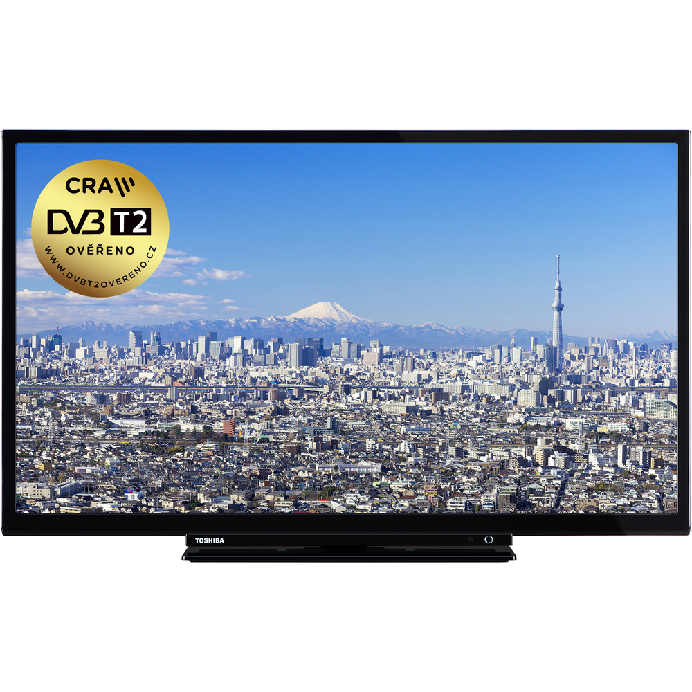 LED TV TOSHIBA 28W1763DG HD TV T2/C/S2