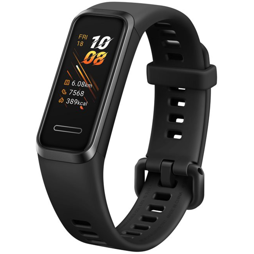 Band 4 Graphite Black HUAWEI