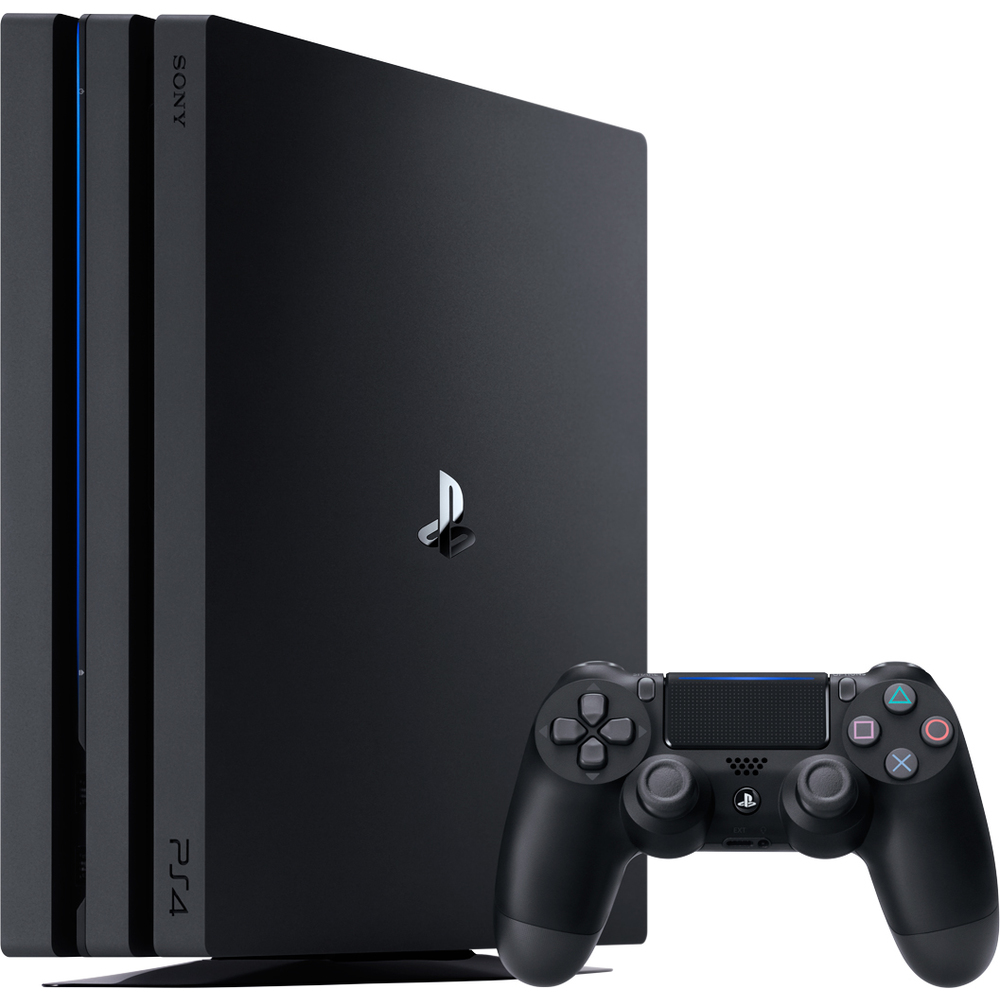 PLAYSTATION 4  - PS4 Pro 1TB black