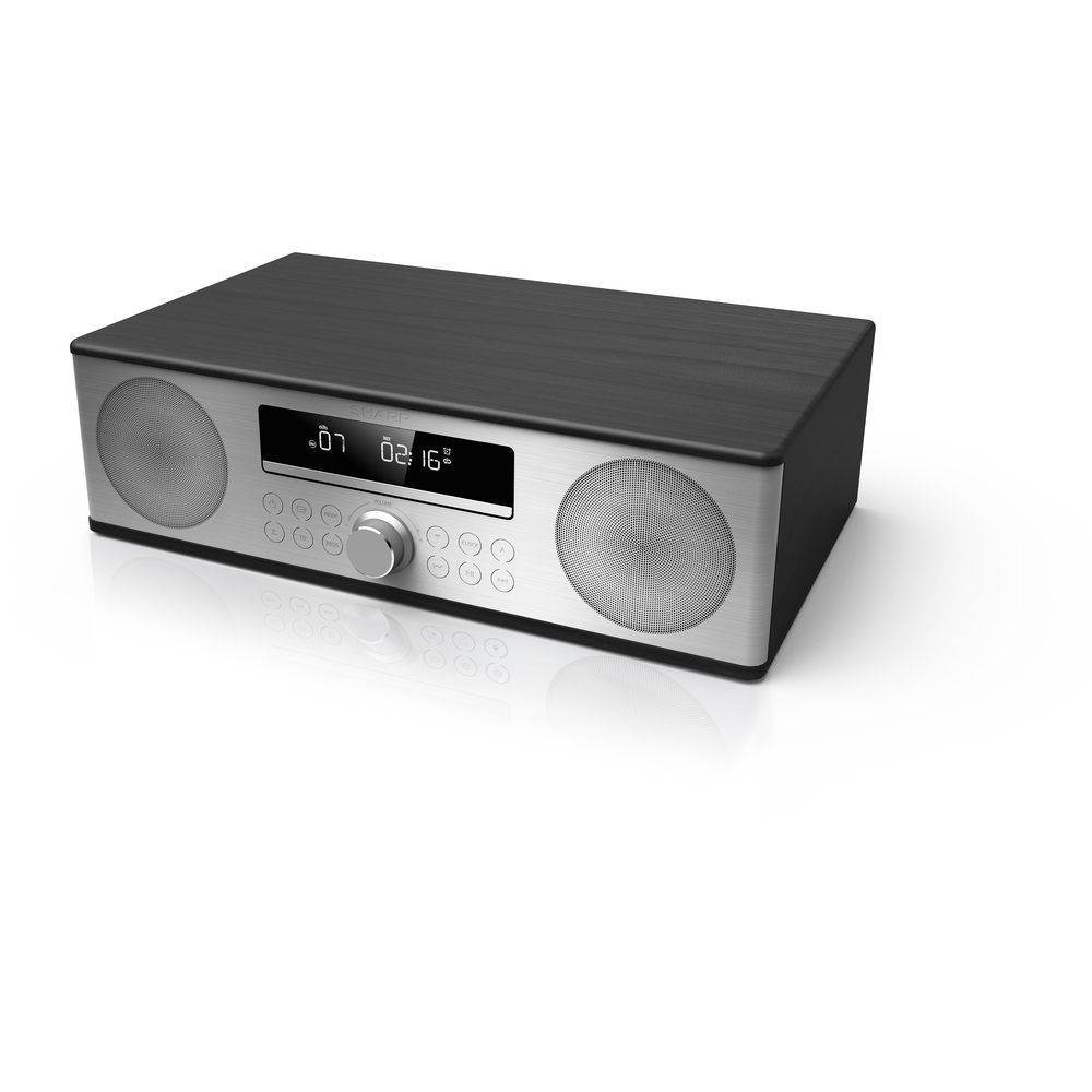 audio systém SHARP XL-B715BK DAB+