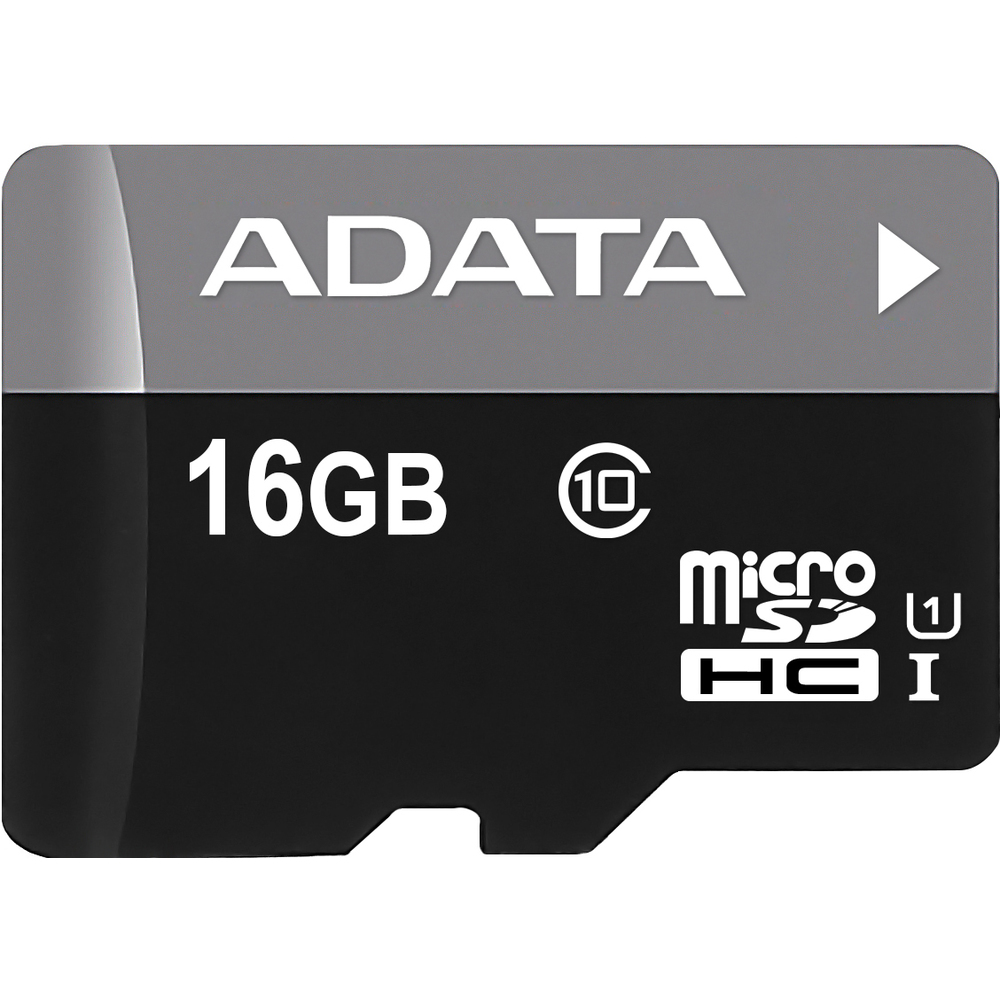 MicroSDHC 16GB CL10 UHS1 A-DATA