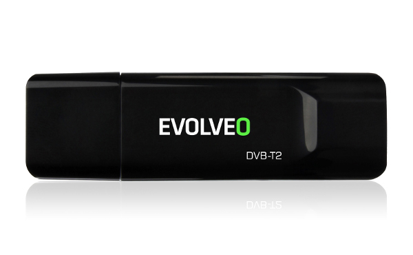 set-top box USB TV tuner Evolveo Sigma T2